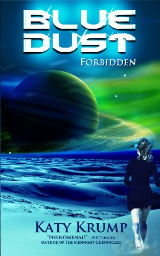 Book: Blue Dust - Forbidden by Katy Krump