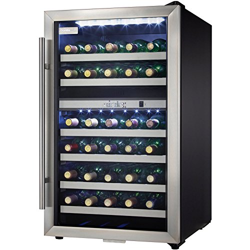 Best wine cooler brands wine refrigerator reviews best for Best wine fridge brands
