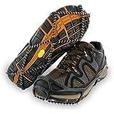 YakTrax Walk Boot / Shoe Snow Ice Traction Gripper - XS / UK Kids 12 to 4