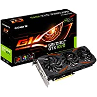 GIGABYTE GeForce GTX 1070 DirectX 12 Gaming 8GB Video Card + Gears of War 4 Coupon Code