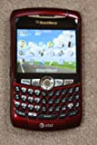 RIM Blackberry Curve 8310 UNLOCKED Red E-Mail PDA Phone