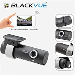 BlackVue DR500GW-HD Dash Camera | Auto BlackBox Australia