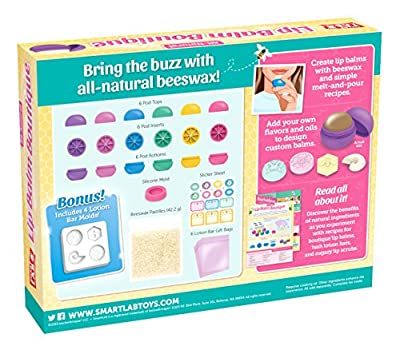 SmartLab Toys All-Natural Lip Balm Boutique from SmartLab Toys