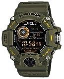 [カシオ]Casio 腕時計 G-SHOCK MASTER OF G RANGEMAN レンジマン トリプルセンサーVer.3搭載 世界6局電波対応ソーラーウォッチ GW-9400-3CR メンズ [逆輸入品]