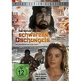 """Pidax Serien-Klassiker: Das Geheimnis des schwarzen Dschungels - Die komplette 3-teilige Abenteuerserie [3 DVDs]von """"Stacy Keach"""""""