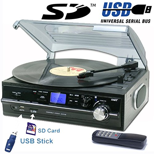 record-player-turntable-mp3-recording-playback-new-flip-stylus-model-remote-control-stand-alone-musi