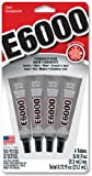 E6000 4-Pack 0.18-Ounce Craft Tubes, Mini
