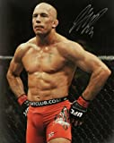 Authentic Georges St Pierre Autographed Gear