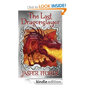 The Last Dragonslayer: (Last Dragonslayer Book 1) (Dragonslayer Trilogy)