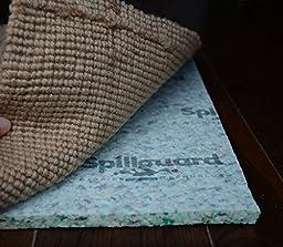 Spillguard Resistant Rug Pad 1/2\