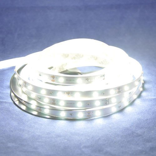 Dc12V 5M 60Leds/M 300Leds 72W 3300-3600Lm Bright White Color Nonwaterproof Led Flexible Strip Light Smd3014