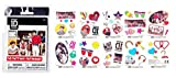 One Direction - Tattoos 50 Pack RANDOM 7829