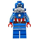 Lego Marvel Super Heroes Space Captain America Minifigure 2016