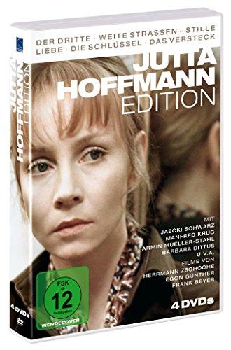 Jutta Hoffmann Edition (4 DVDs: Der Dritte , Weite Strassen - Stille Liebe , Die Schlüssel , Das Versteck )