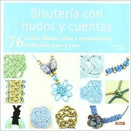 Bisuteria con nudos y cuentas / Jewellery with knots and