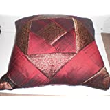 Pillowcases House Decor India Silk Fabricby ShalinIndia