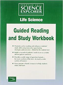 science explorer life science guided study worksheets se 2001c prentice hall science explorer. Black Bedroom Furniture Sets. Home Design Ideas