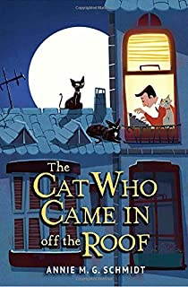 Book Cover: The Cat Who Came In off the Roof