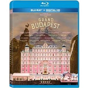 The Grand Budapest Hotel [Blu-ray]