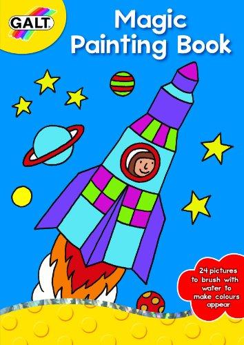 Galt Toys Inc Magic Painting Book - 1