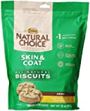NATURAL CHOICE Skin and Coat Adult Biscuits Healthy Skin and Coat Recipe - 32 oz. (907 g)