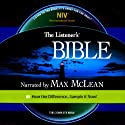 The Listener's Bible NIV: The Complete Bible, Genesis to Revelation