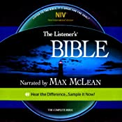 The Listener's Bible NIV: The Complete Bible, Genesis to Revelation | [Fellowship for the Performing Arts]