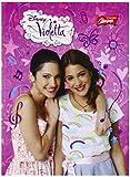 Violetta - Cuaderno cartoné (Mercury 10192)