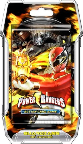 Power Rangers Guardians of Justice Booster Pack by Bandai - 1