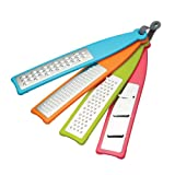 Colourworks Handheld Graters, Set of 4