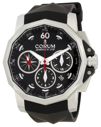 Corum Men's 753.671.20/F371 AN52 Admirals Cup Chronograph Watch