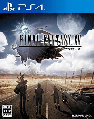 FF15 FF(ファイナルファンタジー) FF15 女竜騎士アラネア戦や、分かりやすいゲームシステムをアピールするプレイ動画公開!