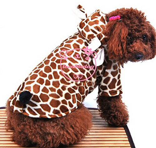 PEGASUS Chihuahua Clothes Cosplay Costume Giraffe Dog Costume Dog Coat