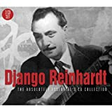 Django Reinhardt The Absolutely Essential 3CD Collection