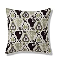 Chenille Pears Cushion