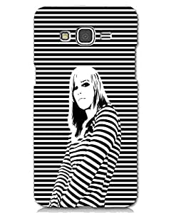 Samsung Galaxy On 5 Back Cover Designer Hard Case Printed Cover