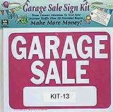 HY-KO PROD Garage Sale Sign Kit (KIT-13)