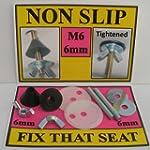 Toilet seat hinge repair fittings / f...