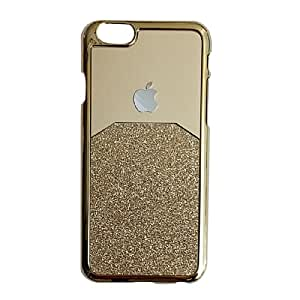 GWORLD Back Cover Cases for Apple Iphone 6 (Golden)