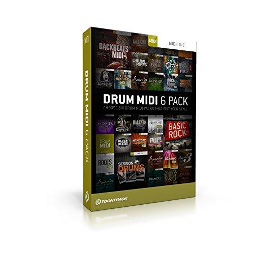 toontrack-drum-midi-6-pack