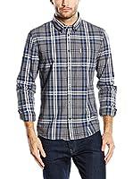 Guess Camisa Hombre (Cielo / Antracita)
