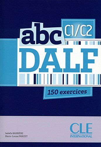abc-dalf-c1-c2-150-exercices-con-audio-cd