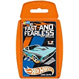 Top Trumps - HOT WHEELS FAST AND FEARLESS (Dispatched From UK)