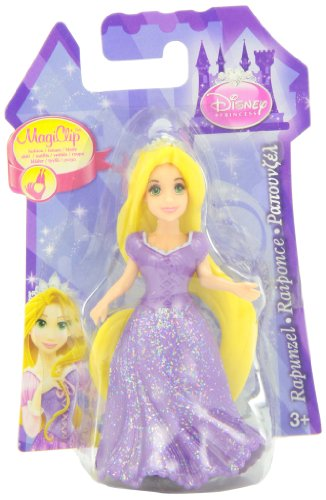 Disney Princess Little Kingdom MagiClip Fashion Rapunzel Doll