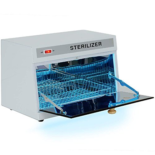 Salon Sundry Professional Tabletop Ultraviolet UV Sterilizer Cabinet (Autoclave Machine compare prices)
