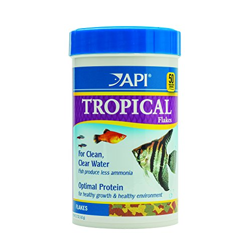 API Tropical Flake, 5.7-Ounce (Api Fish Food compare prices)