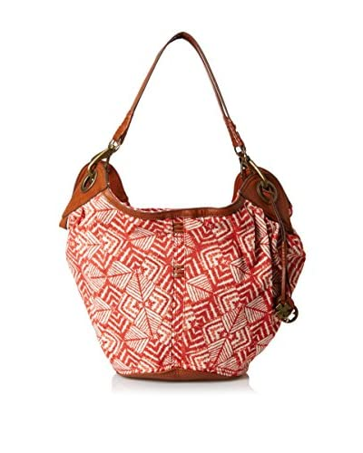Lucky Brand Women's Bali Hai Shoulder Bag, Hibiscus