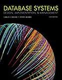 Database Systems: Design, Implementation, & Management (MindTap Course List)