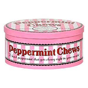 Old Fashioned Peppermint Chews