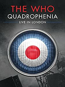 Quadrophenia: Live in London (DVD)